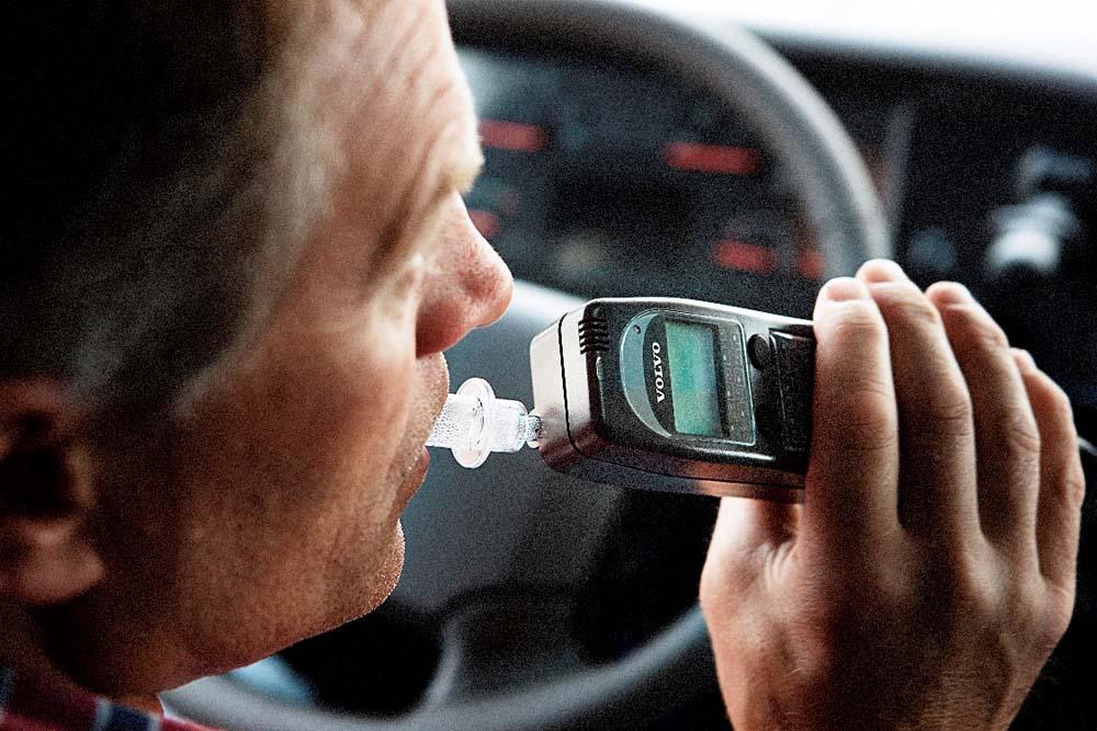 Σύστημα ανίχνευσης αλκοόλ από την Volvo Trucks