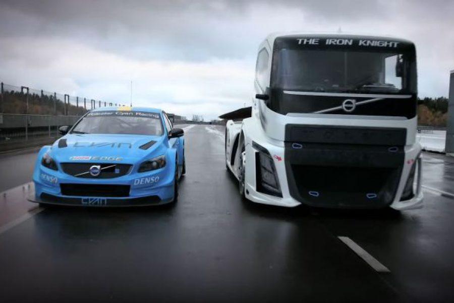 The Iron Knight εναντίον Volvo S60 Polestar σε μια αμφίρροπη μάχη