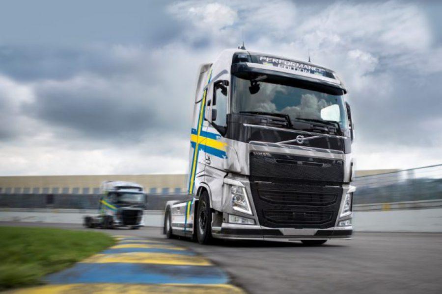 Volvo FH Performance Edition : Ουσία & Εντυπώσεις